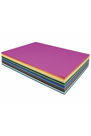 Cover Paper (125gsm) - Assorted: A3