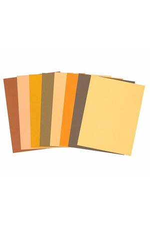 Skin Tone Craft Paper - Pack of 48