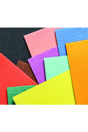 Sensory Art Paper - Pack of 10