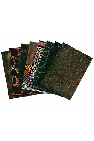 Indigenous Australian Paper (A4) - Pack of 40