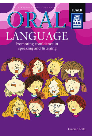 Oral Language - Ages 5-8