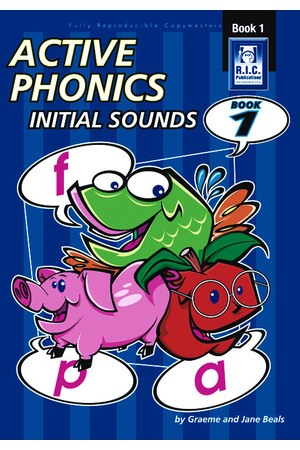 Active Phonics - Book 1