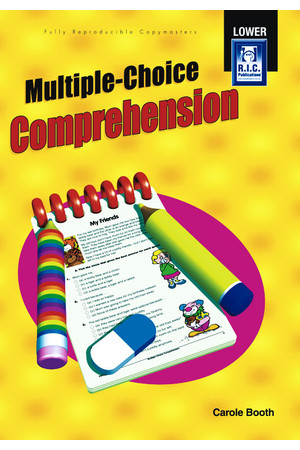 Multiple Choice Comprehension - Ages 5-8