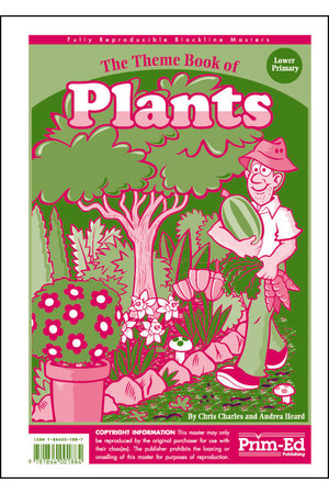 The Theme Book of... - Plants