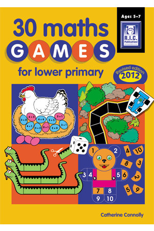30 Maths Games
