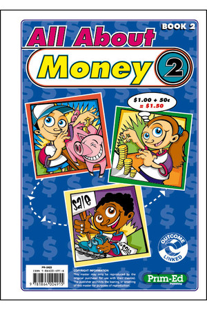 All About Money - Book 2: Ages 6-7