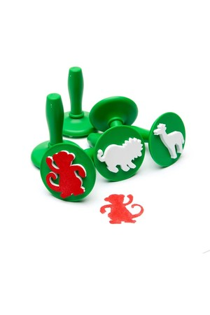 Paint Stampers Jungle: Set of 6