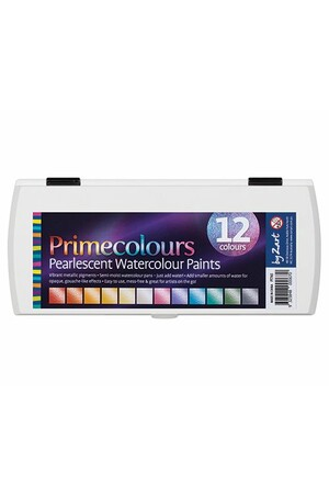 Primecolours Watercolour Pearlescent Paint