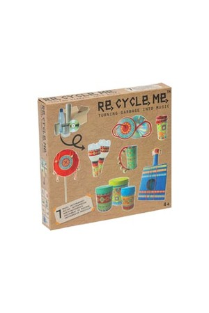 ReCycleMe - Turning Garbage Into Music