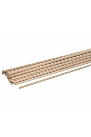 Dowel Rods - Natural (Pack of 30)