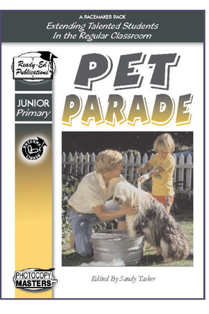 Pacemaker Pack - Pet Parade (Junior)