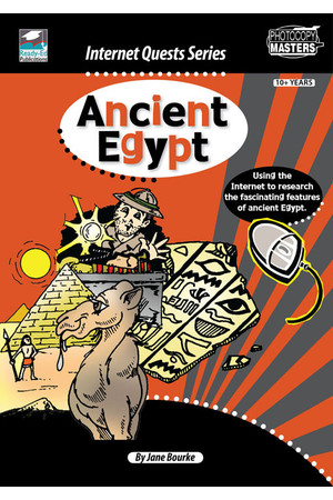 Internet Quest Series - Ancient Egypt