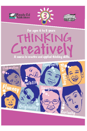 Thinking Creatively Series - Book 3