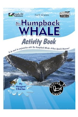 Humpback Whale Series - Activity Book (BLM)