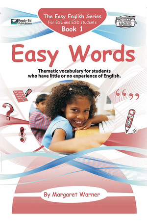 Easy English - Book 1: Easy Words