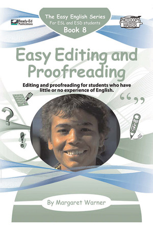 Easy English - Book 8: Easy Editing and Proofreading