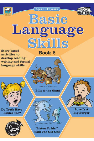 Basic Language Skills - Book 2: Ages 9-11