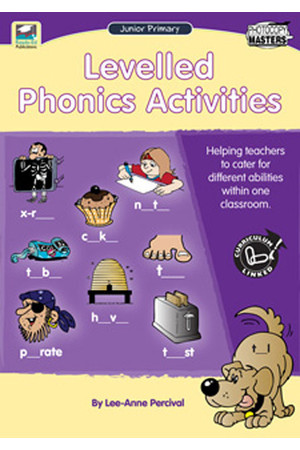 Levelled Phonics Activities