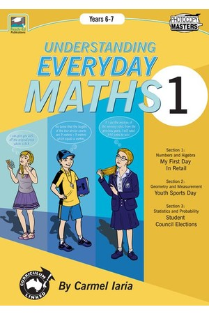 Understanding Everyday Maths - Book 1