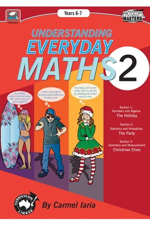 Understanding Everyday Maths - Book 2