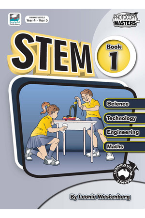 STEM - Years 4 & 5: Book 1