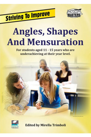 Striving to Improve - Mathematics: Angles, Shapes and Mensuration