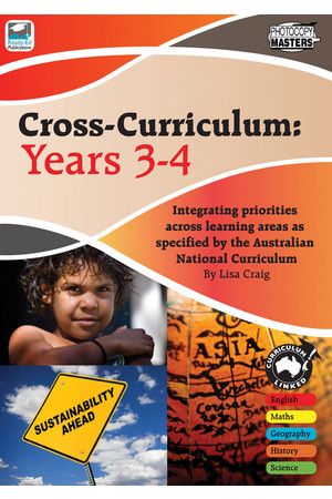 Cross-Curriculum - Years 3-4