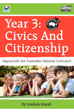 Civics and Citizenship - Year 3