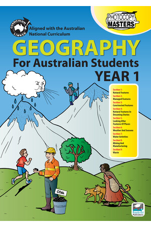 Geography for Australian Students - Year 1