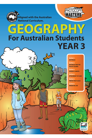 Geography for Australian Students - Year 3