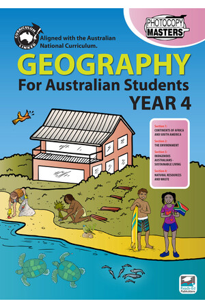 Geography for Australian Students - Year 4