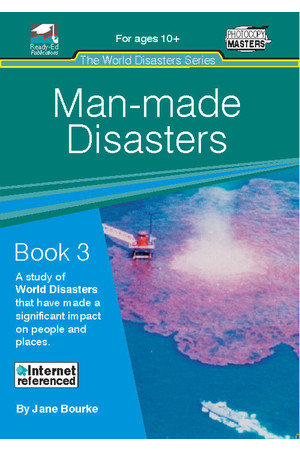 World Disasters Series - Book 3