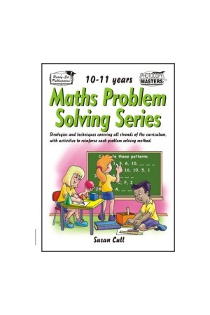 Maths Problem Solving Series - Book 2