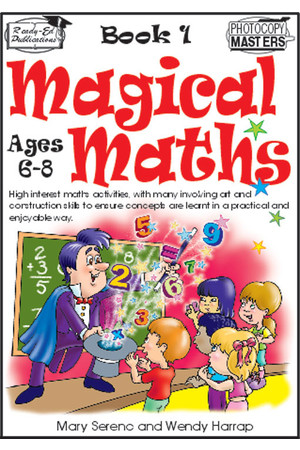Magical Maths Series - Book 1