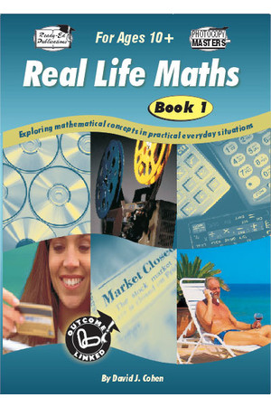 Real Life Maths Series - Book 1