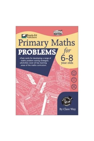 Primary Maths Problems Series - Book 1