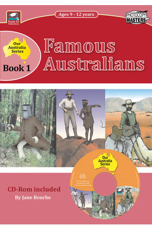 Our Australia - Book 1: Famous Australians
