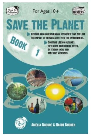 Save the Planet Series - Book 1
