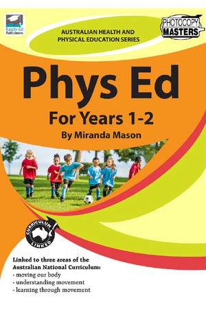 AHPES Physical Education - Years 1-2