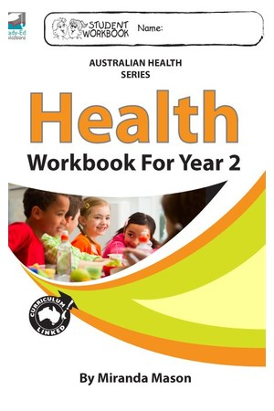 AHPES Health - Student Workbook: Year 2