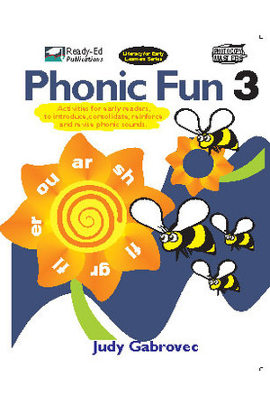 Phonic Fun - Book 3