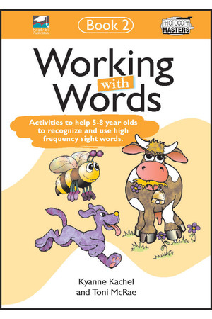 Working with Words - Book 2