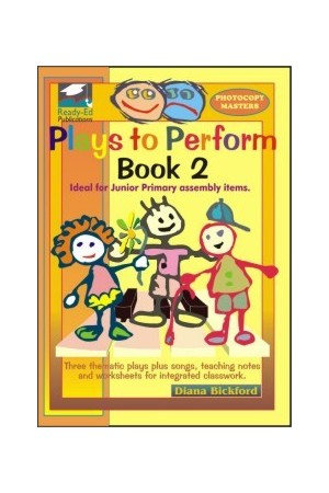 Plays to Perform - Book 2