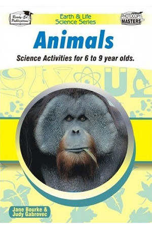 Earth & Life Science Series - Animals