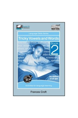 Language Skills - Book 2: Tricky Vowels & Words