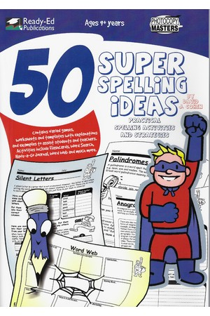 50 Super Spelling Ideas