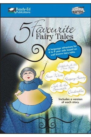 Five Favourite Fairy Tales