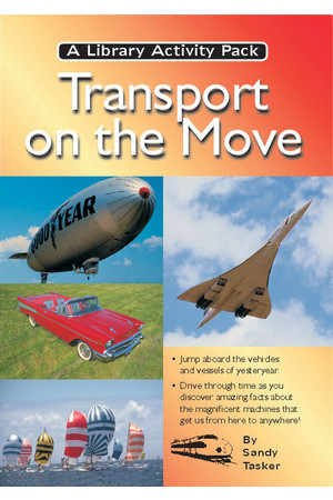 Transport on the Move - Resource Book