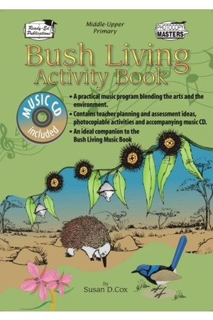 Bush Living Music Series - Activity Book