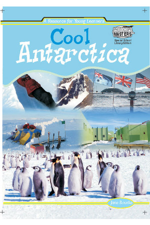 Cool Antarctica - Resource Book